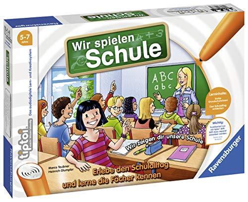 Ravensburger tiptoi Spiel 00733 Wir spielen...
