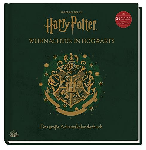Aus den Filmen zu Harry Potter: Weihnachten in...
