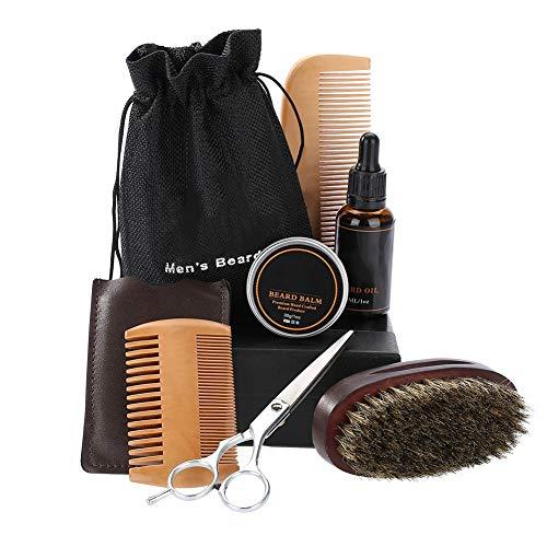 Bartpflege Set, mit Styling Scissor, Einseitiger,...