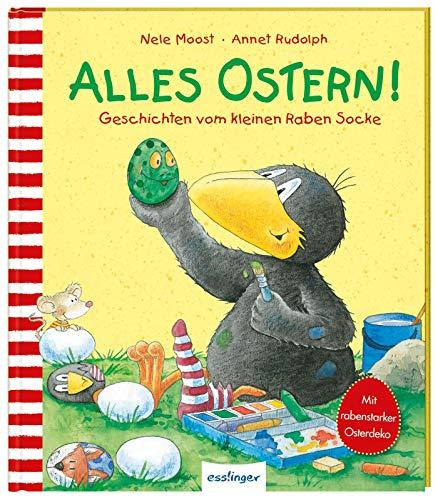 Alles Ostern! (Der kleine Rabe Socke)