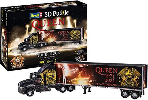Revell 3D Puzzle 00230 Queen Tour Truck Die Welt...