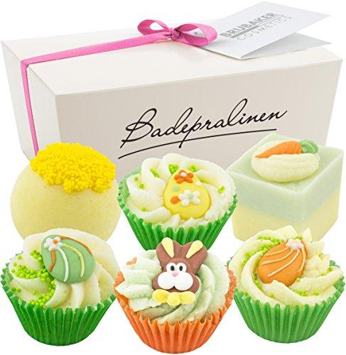 BRUBAKER Cosmetics 6er Set Badepralinen'Spring...