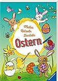 Malen – Rätseln – Basteln: Ostern
