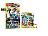 Blue Ocean Lego® Ninjago™ Serie 5 Next Level -1x Adventskalender + 1x Duell Deck zusätzlich erhalten Sie 1 x Fruchtmix Sticker-und-co Bonbon