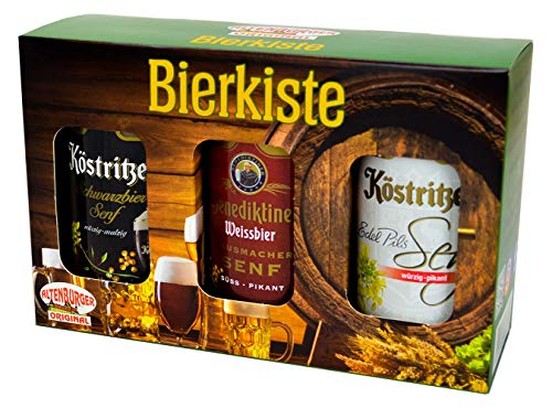 Altenburger Original Bierkiste - drei mit Bier...
