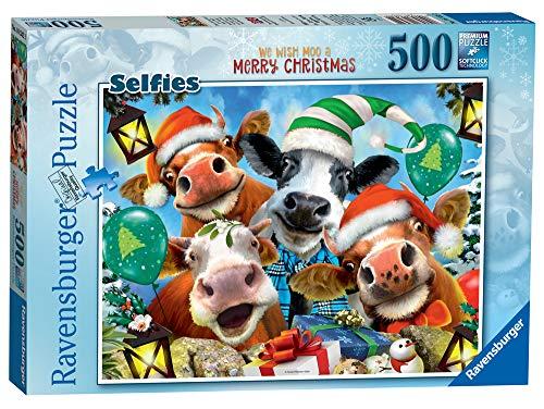 Ravensburger Frohe Weihnachten Puzzle 500 Teile...