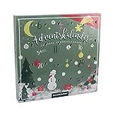 Großer naschlabor Adventskalender 2020 | 24 Süße Überraschungen für Kinder und Erwachsene | hochwertig verpackt, mit Weihnachtsgeschichte, Gummibärchen, Bonbons und Marshmallows
