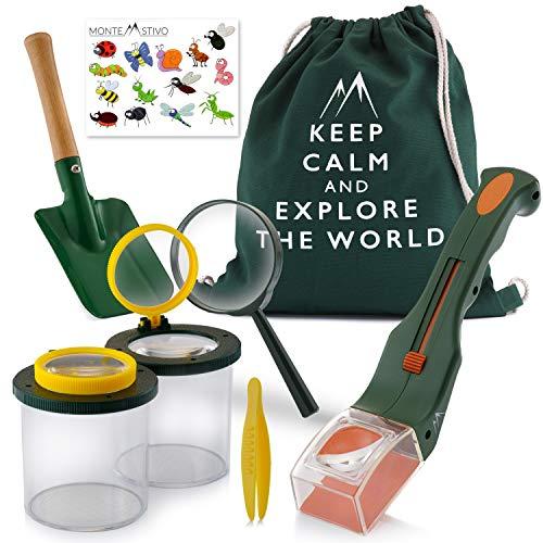 Monte Stivo® Entdecker-Set für Kinder |...