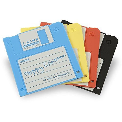 GreatGadgets 1889-2 Untersetzer 1.44 MB Floppy...