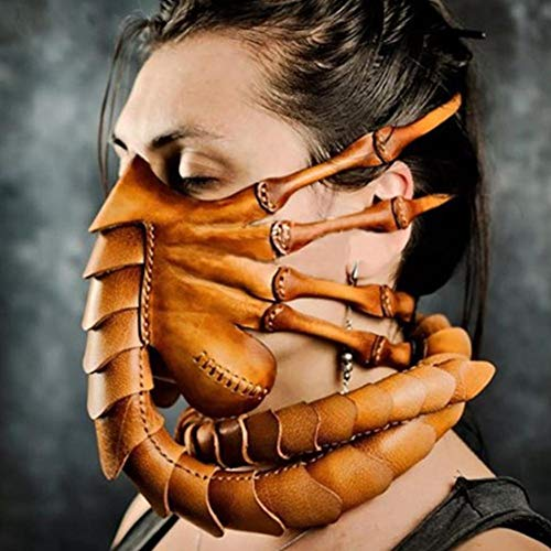 Ginkago Halloween Cosplay Maske, Erwachsene...