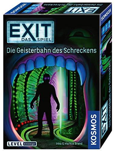 KOSMOS 697907 EXIT- Das Spiel- Die Geisterbahn des...