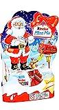 kinder Maxi Mix Sortiment mit Weihnachtsmotiv (5 - tlg. / 153 Gramm) MOTIV FREI WÄHLBAR (WEIHNACHTSMANN)
