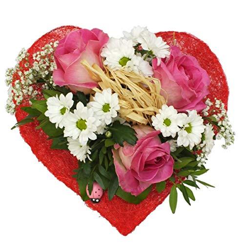 VERSANDKOSTENFREI Blumenstrauß Sweet Love +...