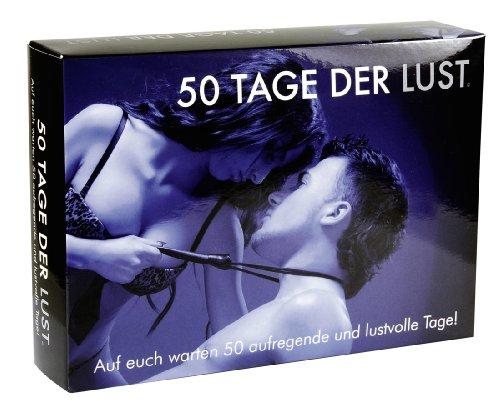 50 Tage der Lust - 50 verführerische Umschläge...