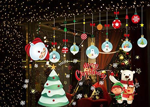 heekpek 12 Blatt Weihnachtsdeko Weihnachten...