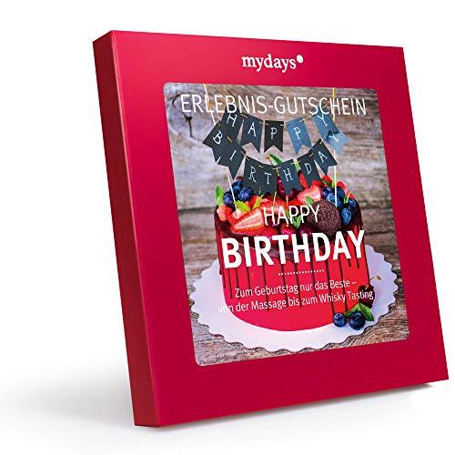 mydays Erlebnis-Gutschein 'Happy Birthday' | 1...