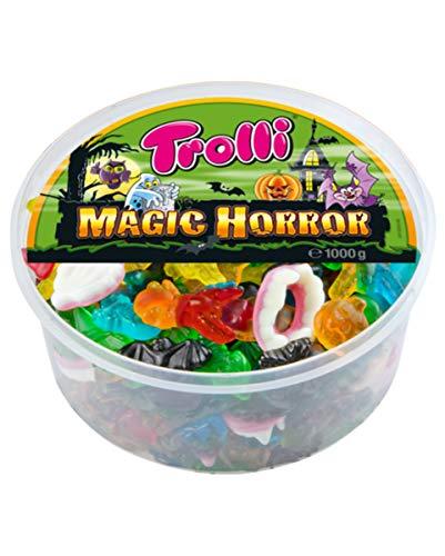 Trolli Magic Horror Halloween Süßigkeiten 1kg...