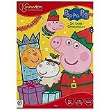 Peppa Pig Weihnachten 2020 Adventskalender Peppa Wutz Schokolade ohne Nüsse
