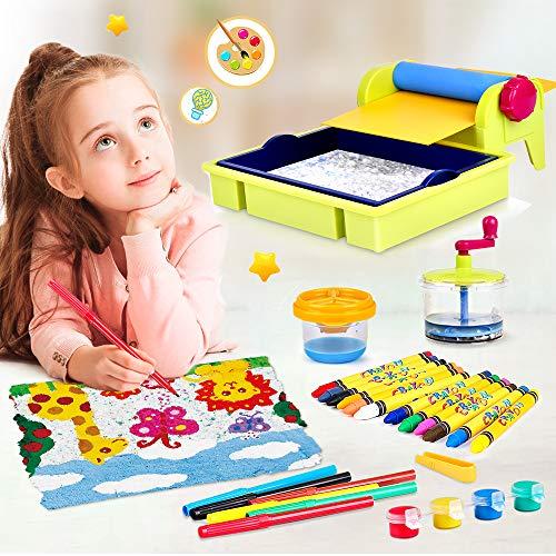 VATOS DIY Papierherstellung Bastelset für Kinder,...