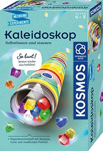 KOSMOS 657987 Kaleidoskop, Selbst bauen und...