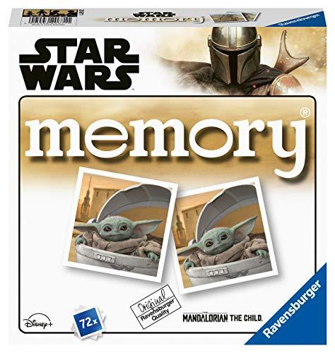 Ravensburger 20671 - The Mandalorian Memory -Star...