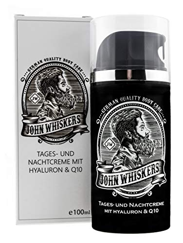 John Whiskers Tages- und Nachtcreme – Made in...