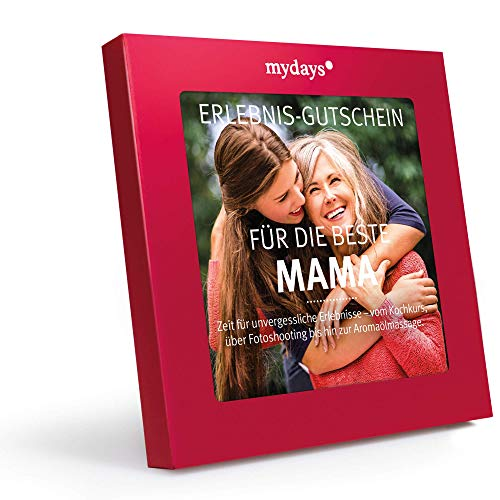mydays Erlebnis-Gutschein 'Für die Beste Mama' |...