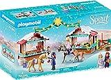 PLAYMOBIL DreamWorks Spirit 70395 Weihnachten in Miradero, Ab 4 Jahren