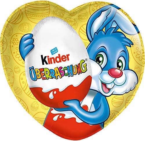 Kinder Schokolade Herz mit Überraschung...