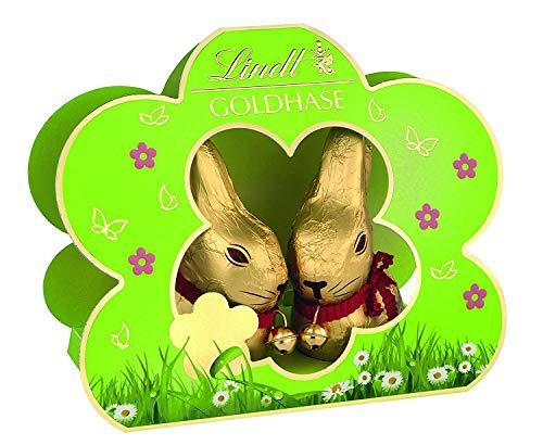 Lindt Goldhase 'Für Dich' in der Blume, 3er Pack...