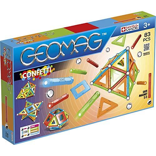 Geomag, Classic Confetti, 356 Magnetkonstruktionen...