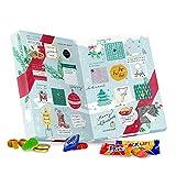 Der wunderbare Adventskalender - 24 Tage eine süße Überraschung von Fruchtgummi, Brause, Bonbon, Schokolade bis Keks - Adventskalender 2020 von Der Zuckerbäcker