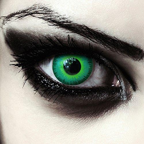 Designlenses Gift farbige Kontaktlinsen für...