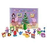 Peppa Pig PEP0798 2020 Adventskalender mit Peppa Wutz Spielfiguren und Zubehör