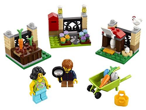 LEGO 40237 - Ostereiersuche, 145 Teile, BAU-Spiel,...