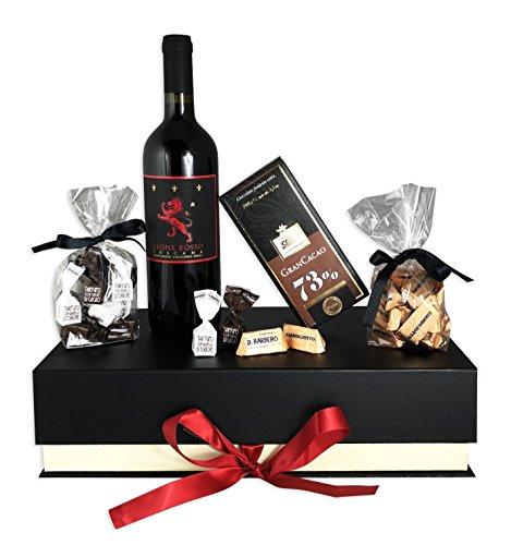 Edles Geschenkset Purer Genuss mit Premium-Toskana...