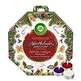 Airwick Adventskalender, 24 Duftkerzen zur Vorfreude auf Weihnachten, 1 Stück