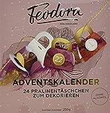 Feodora Feodora Adventskalender Do It Yourself, 1er Pack (1 x 250)