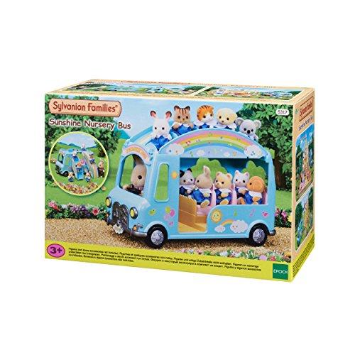 Sylvanian Families 5317 Baby Bus 'Sonnenschein' -...