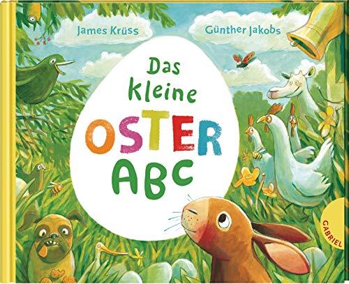 Das kleine Oster-ABC: Mini-Bilderbuch