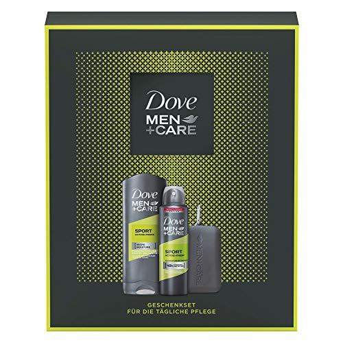 Dove Men+Care Geschenkset Sport Active + Fresh...