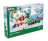 Brio World World Adventskalender 2019 Konstruktionsspielzeug