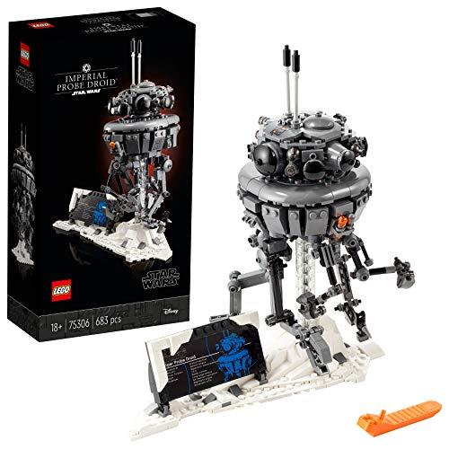 LEGO 75306 Star Wars Imperialer Suchdroide Bauset...