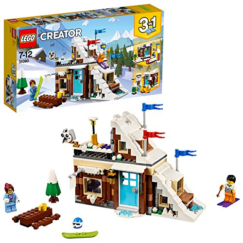 LEGO Creator 31080 'Modulares Wintersportparadies'...