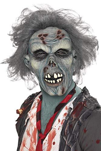 Maske Verwesender Zombie Über Kopf Latex, One...