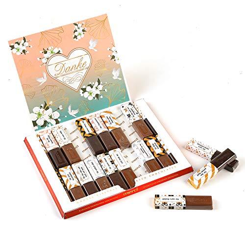 Aufkleber-Set passend für Merci Schokolade mit...