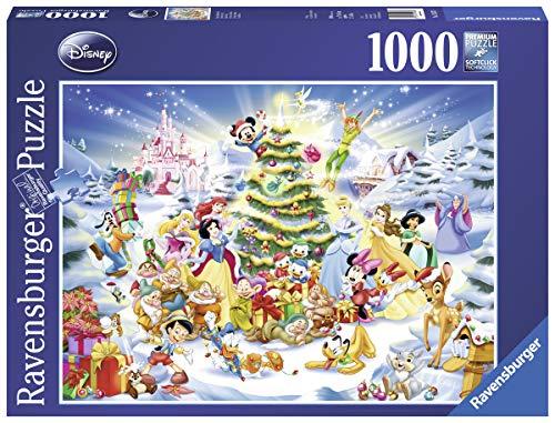 Ravensburger Puzzle 19287 - Disney's Weihnachten -...