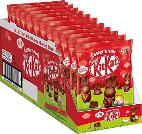 Nestlé Mini-Osterhasen Beutel, 12 Pack (à 9 x...