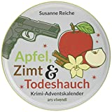 Apfel, Zimt & Todeshauch 2019: Krimi-Adventskalender in Blechdose mit 24 Karten zum Aufhängen