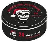 moses. black stories Mörderische Bescherung | 24 rabenschwarze Rätsel zur Weihnachtszeit | Adventskalender